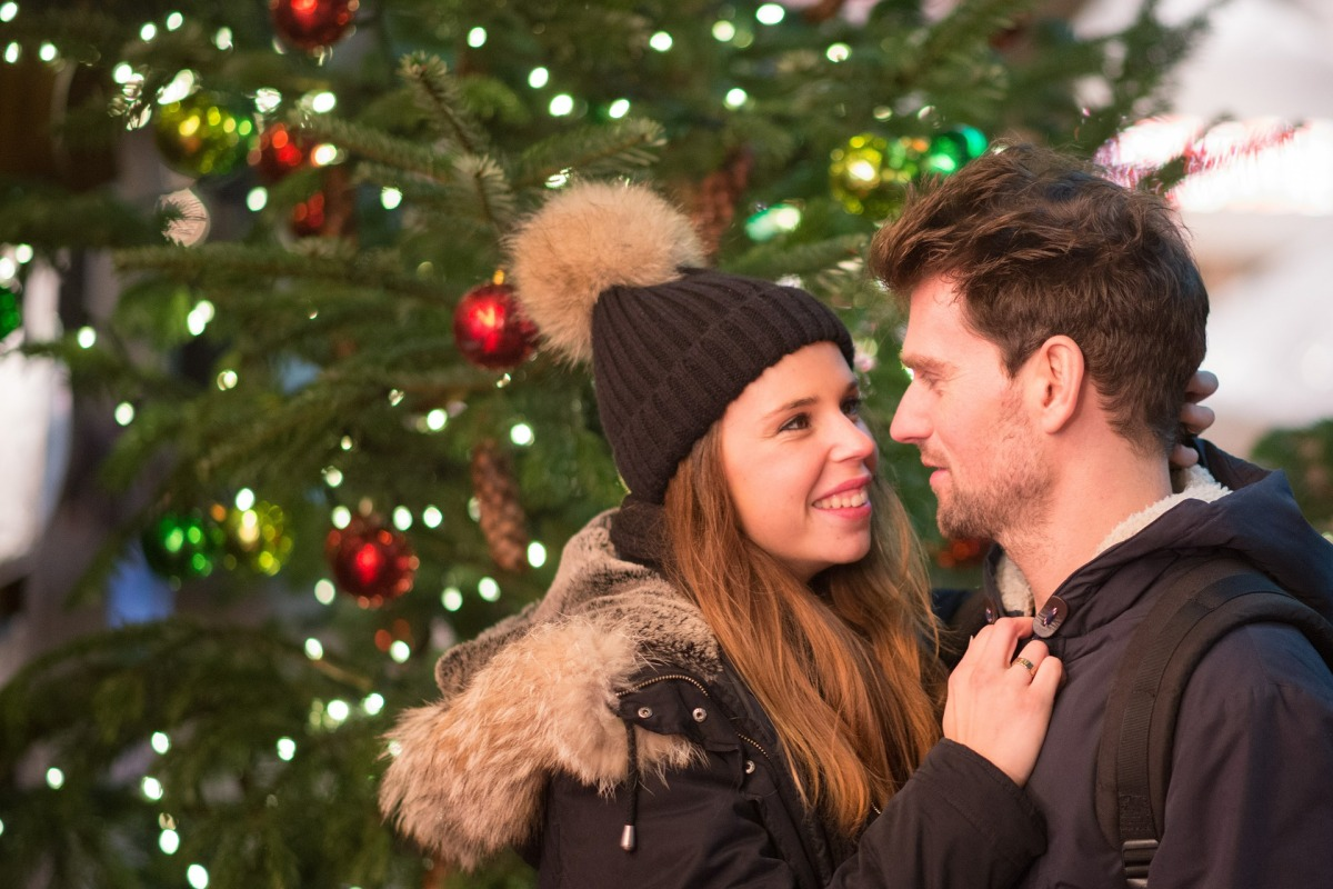 "Report: Dating couple ""thrilled"" about relentless hints about marriage over the holidays"