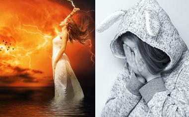 Are women untouchable goddesses or helplessvictims?